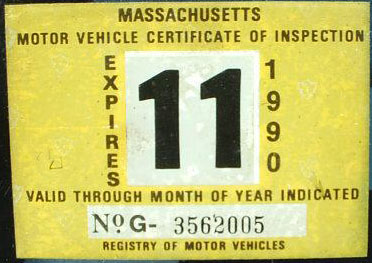 Vehicle Inspection Sticker…WAIVER. Did you know about this? #insurance  #didyouknow