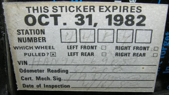 Miscellaneous Oddball Stickers